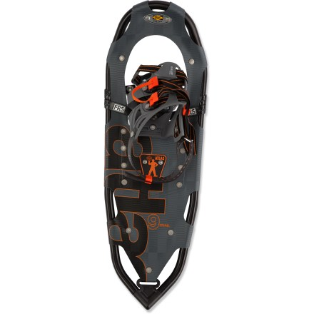 Camp and Hike The Atlas 925 snowshoes provide good traction and flotation across rolling terrain and groomed trails, making them great for beginning and experienced snowshoers alike. - $118.93