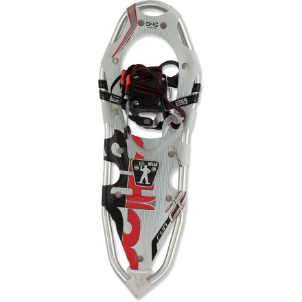 Fitness The Atlas Run snowshoes are designed to let you keep your pace high through winter, offering plenty of traction, flotation and agility to ensure you stride through winter smoothly. - $175.93