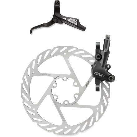 MTB The Avid Elixir 1(TM) disc brake brings you the stopping power of hydraulic disc brakes at a solid value. - $28.93