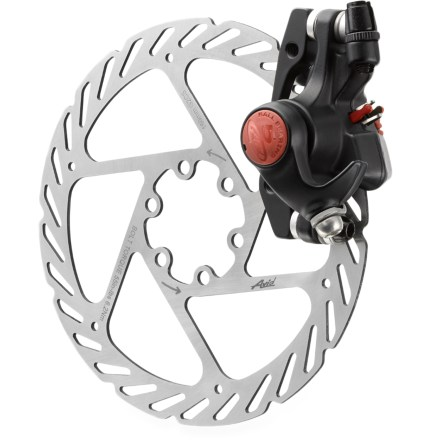 MTB The Avid BB5 Road mechanical disc drake offers powerful, all-weather braking for your road bike at a great value. - $56.00
