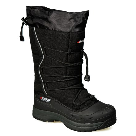 Hunting Comfort rated to -40degF, these multifunction Baffin Snogoose winter boots are lightweight and comfortable to handle long, active winters. - $31.83