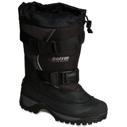 Hunting Lead the pack in the Baffin Wolf winter boots. They offer comfort, warmth and traction for active use in cold and snowy environments. - $79.83
