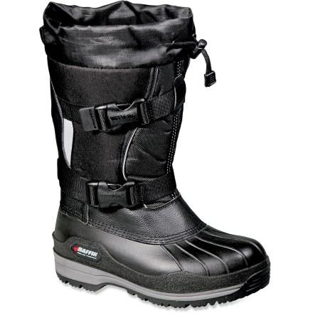 Entertainment The Baffin Musher women's winter boots boast a comfort rating down to a frigid -148degF, delivering 8-layer insulation for performance in extreme cold. - $84.83