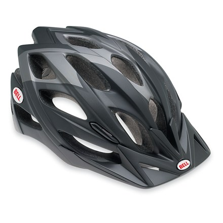 Fitness Versatile, stylish and affordable, the Slant is an exceptional helmet at an amazing price. Fusion process integrates the liner and microshell into single structure, providing lightweight strength and improving protection from sudden impacts. ErgoDial fit system is easy to adjust: a simple press of the button and slide of the dial brings a firm, snug fit. Side strap cam-lock levers quickly fine tune the fit. Blade visor stays in place with minimal intrusion on helmet's surface; logo plugs (included) give helmet a seamless look when visor is detached. Features 21 channeled, air-cooling vents. - $40.93