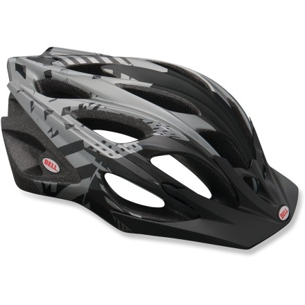 MTB As close as you can get to air-conditioned head protection on the single track--and top-of-the-line performance features too! - $20.93
