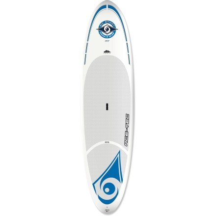 Wake The Bic Sport ACE-TEC 10 ft. 6 in. stand up paddleboard brings durable, approachable fun to a local waters. - $891.93