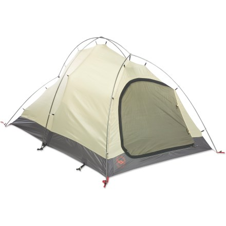 Camp and Hike The Big Agnes String Ridge 2 is a winning choice for people who move in the mountains year-round. - $479.93
