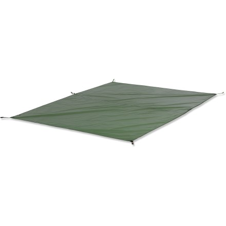 Camp and Hike Protect your Big Agnes Wyoming Trail 2 Camp tent floor from wear and abrasion with this nylon taffeta footprint. - $44.93