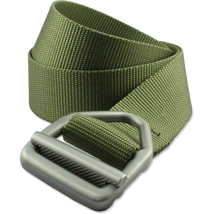 The Bison Designs Last Chance belt completes your outfit whether you're hitting the trail or heading out on the town. - $18.50