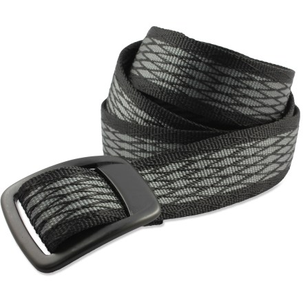 Add a little style to your everyday attire with the Bison Designs Pure Trek belt. - $20.00