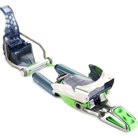 Ski The Black Diamond O1 Midstiff telemark bindings (small size) give you resistance-free touring with powerful downhill performance so you can go farther and ski harder. - $179.93