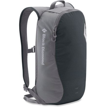 Camp and Hike The minimalist Black Diamond Bbee pack fits the bill for day hikers, peak baggers and bicyclists looking for a light, streamlined and comfortable design. - $29.93