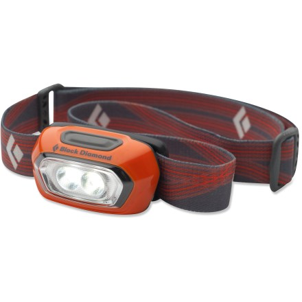 Camp and Hike Now even brighter and lighter than before, the Black Diamond Gizmo headlamp is a great light to have on hand in the car, at the house or in the mountains. - $9.93