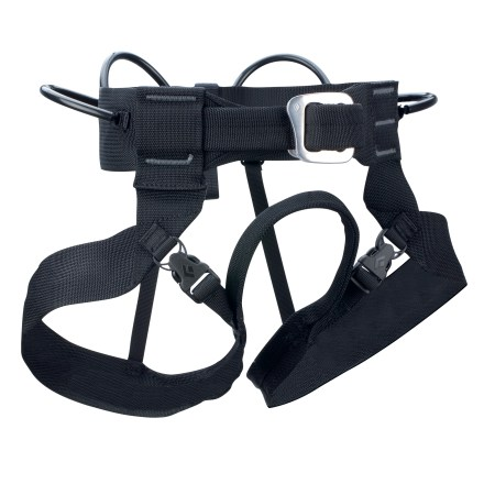 Climbing Alpine Bod climbing harness is designed for climbers who want just the essentials in a harness at a minimal price. - $35.93