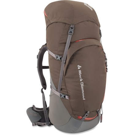 Camp and Hike This extended-trip pack sports an active suspension system that flexes and retracts as you move, offering enhanced range of motion and load support on long distance treks. - $214.93