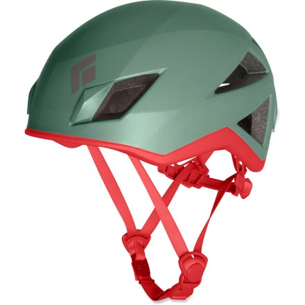 Climbing Ideal for long routes, alpine climbs and other weight-sensitive exploits, the women's Black Diamond Vector helmet offers lightweight protection, superb ventilation and a great fit. - $99.95