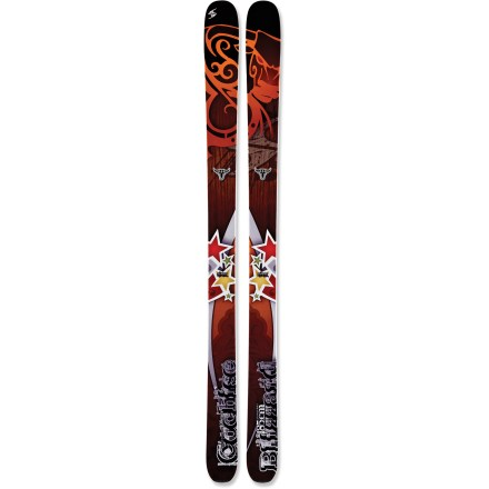 Ski The Blizzard Cochise skis surf the powder, shred through crud and get you back to the lodge with a permanent grin. - $299.93