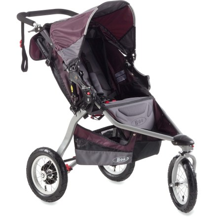 Fitness This innovative stroller is great for around-city adventures with a kid, be it visiting the farmer's market, cruising a park path or jogging around the neighborhood. - $384.00