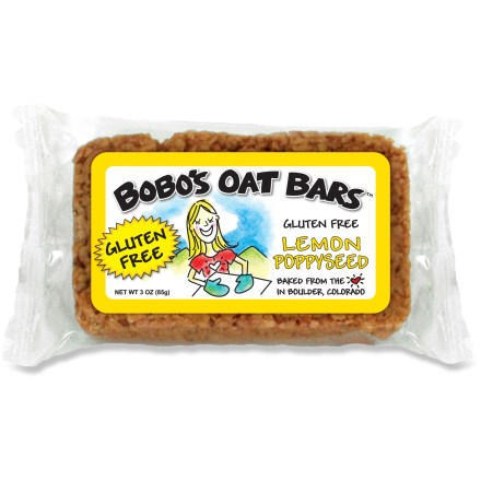 Camp and Hike Take some Bobo's Oat Bars Gluten-Free bars with you on your next family camping trip or multiday backpacking adventure. - $3.50