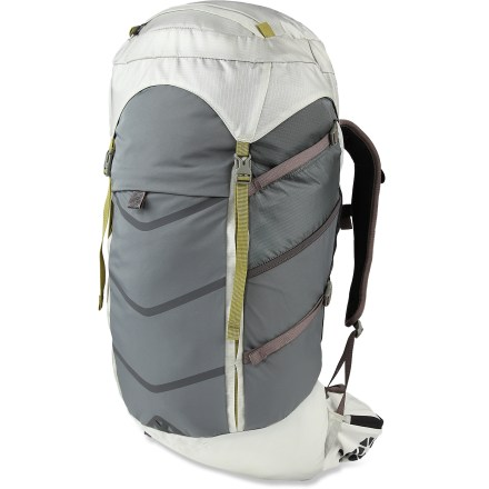 Camp and Hike This clean-featured women-specific pack features souped-up technology and materials, helping you cut weight and transition toward the ultralight mantra, without cutting the handle off your toothbrush. - $99.93