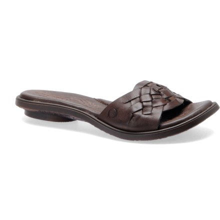Entertainment The Born Gesine Slide sandals wrap your feet in buttery-soft leather that's sure to please. - $29.73