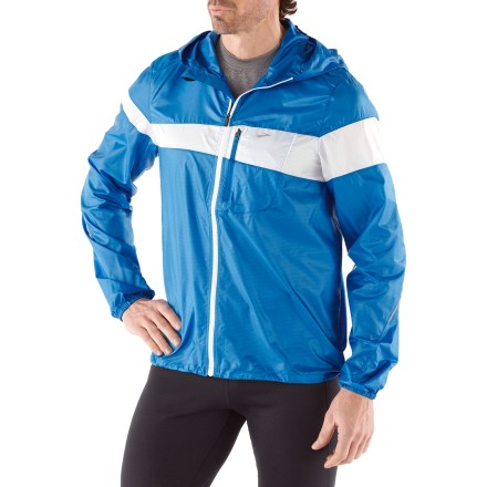 Fitness Bring along the Brooks L.S.D. Lite III jacket when the weather is unpredictable. - $41.83