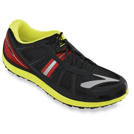 Fitness For when you really want to connect with the trail, the lightweight Brooks PureGrit 2 trail-running shoes offer a minimalist fit and that feeling you seek. - $48.83