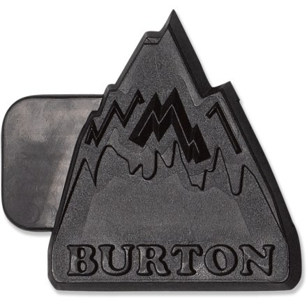 Snowboard The Burton Channel Mat stomp pad replaces The Channel plug found on 2012 channel-type snowboards. - $7.93
