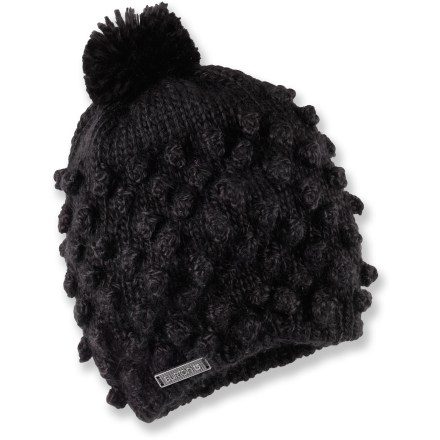 Entertainment Show off your skills on the slopes and look good doing it with the Burton Perfect 10 beanie. Popcorn-knit acrylic yarn has a soft hand. Burton Perfect 10 beanie has a slouch fit. - $31.00