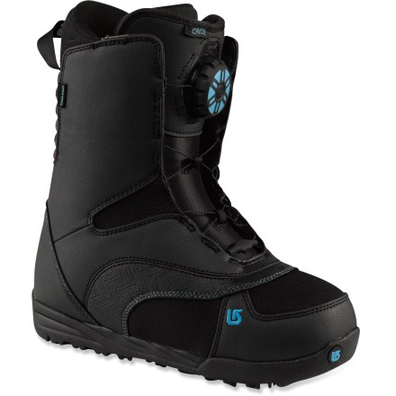 Snowboard The Burton Chloe snowboard boots offer dialed-in comfort that continues to perform as your progress. - $74.83
