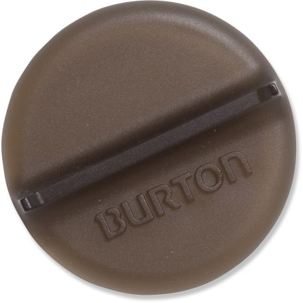 Snowboard The Burton Mini Scraper mats are a great way to quickly get snow off the bottom of your boot. Plus, they provide great traction when getting off the lift. - $3.93