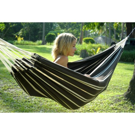 Camp and Hike Perfect for one, cozy for two--Amazonas Barbados is the ideal hammock for a relaxing afternoon. - $62.93