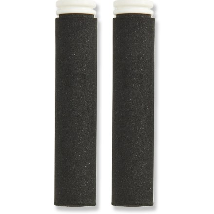 Camp and Hike Use this package of 2 replacement filters with your CamelBak GrooveTM Filter bottle (sold separately) to turn tap water into great-tasting water you can enjoy anywhere. - $10.00