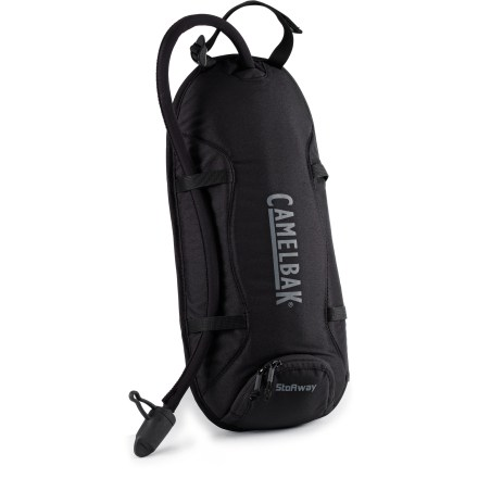 Camp and Hike Add the CamelBak StoAway 100 reservoir to your backpack and you're ready for year-round adventures. Its insulated design keeps water from freezing on winter trips. - $60.00