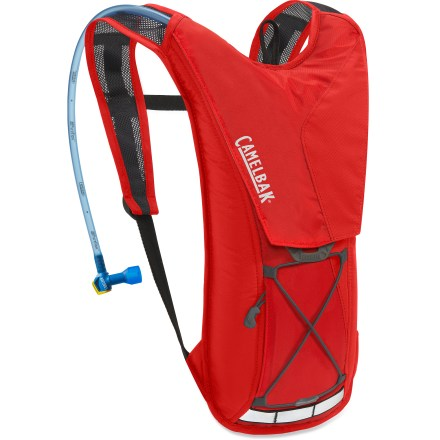 Fitness The CamelBak Classic hydration pack is a must for any no-frills outdoor enthusiast needing a comfortable way to carry and drink water with no extra fuss. - $33.93