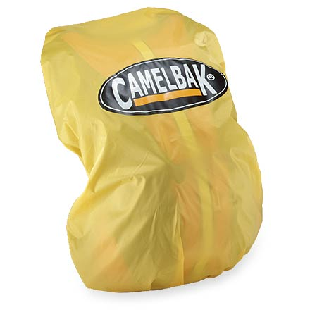 Camp and Hike Made of durable, water-resistant materials, this rain cover keeps your CamelBak dry and protected. - $14.00