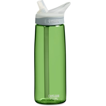 Camp and Hike Enjoy spill-proof sipping at work or on the trail with the 25 fl. oz. CamelBak eddy(TM) water bottle. - $15.00