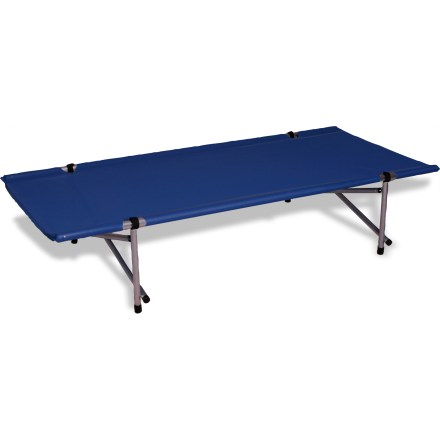 Camp and Hike A natural for camp, cabin or a spare bed at home! This wide cot is perfect for folks who prefer a little extra space. - $117.93