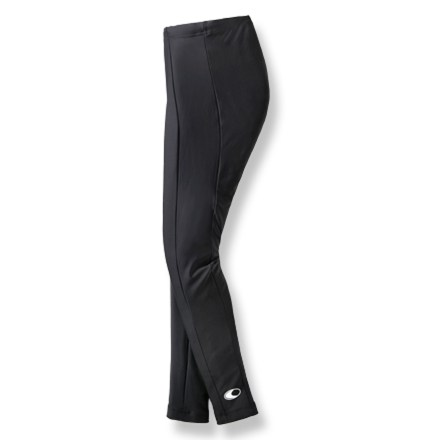 Fitness Thick fabric and a built-in chamois make these Canari Veloce bike tights a great choice for everyday cool-weather rides. - $15.73