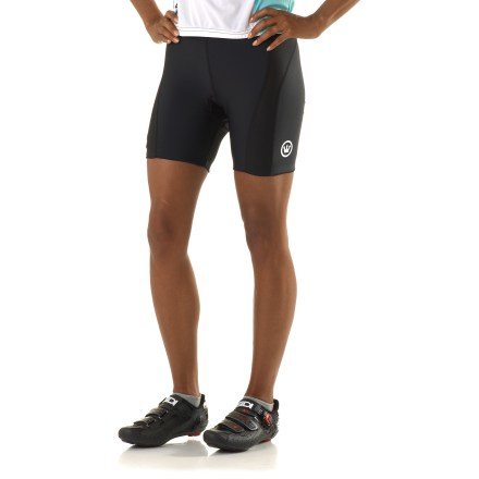 Fitness Perfect for cycling excursions, the Canari Hybrid Bike shorts offer superior in-saddle comfort. - $29.73