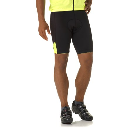 Fitness The Canari Echelon Pro Bike shorts offer superior comfort and a great fit. Choose these shorts for long rides where comfort is a must. - $27.73
