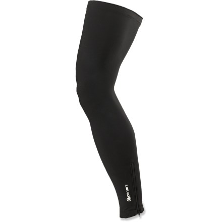 Fitness Canari leg warmers help keep your leg muscles warm on cold morning rides. - $16.73