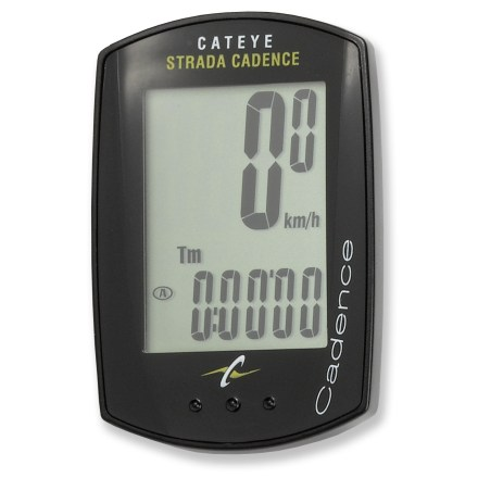 Fitness Your legs are your engine, and the Strada Cadence is your tachometer. - $50.00