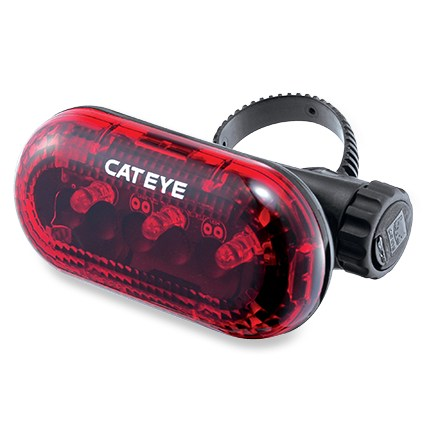 Fitness This rear light offers triple LED performance at an economical price. Three modes let you decide how flashy you want to be. Includes both Flex-Tight(TM) mounting bracket and clothing clip. Fits 18-32mm seatpost. - $10.00