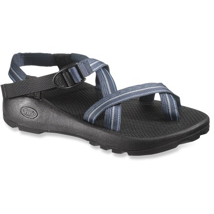 Entertainment Sporting a lightweight design and high-performance outsoles, Chaco Z/2 toe-thong sandals set a high standard of comfort. - $51.83