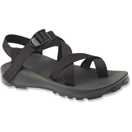 Entertainment The Chaco Z/2 Unaweep women's sandals offer great versatility, comfort and support for water or land use thanks to a rugged outsole and an easily adjustable, secure strap system. - $51.83
