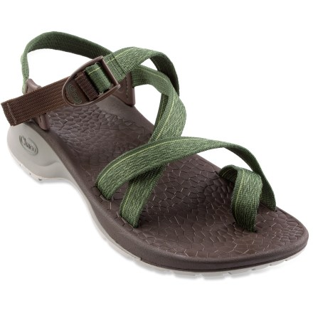 Entertainment Water- and fun-ready, the Chaco Updraft 2 men's sandals offer great support and cushioning for all-day adventures in and around the water. - $24.83
