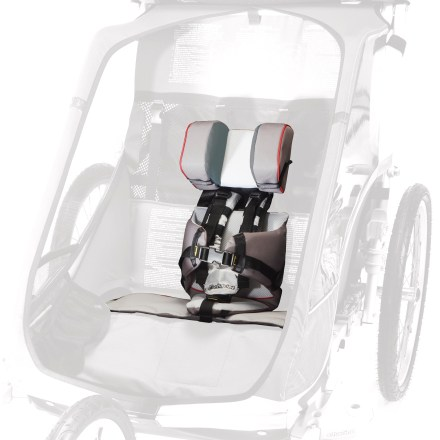 Fitness The Chariot Baby Supporter helps provide some extra support as your little one grows and learns to sit upright. - $24.83