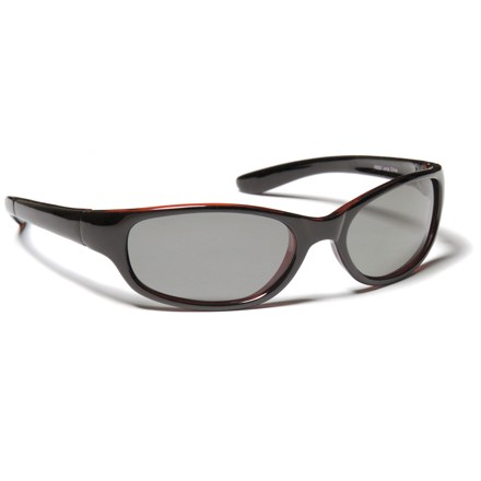 Entertainment These polarized, shatterproof lenses provide 100% UV protection while still looking cool for kids. - $12.95