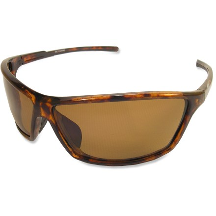Entertainment Chili's First Rate polarized sunglasses feature top knotch protection to keep your eyes shielded from the harmful, damaging rays of the sun. - $19.93